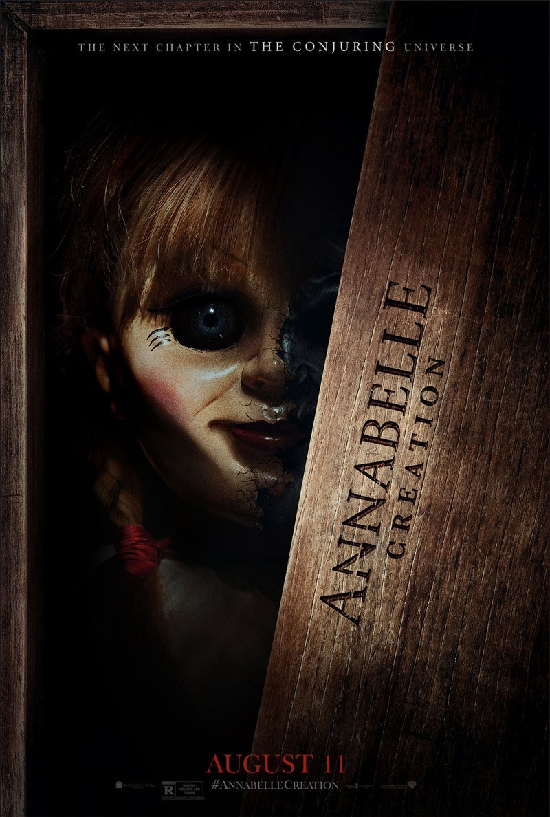 Welcome Back To The Dollhouse Annabelle Creation 2017 Review