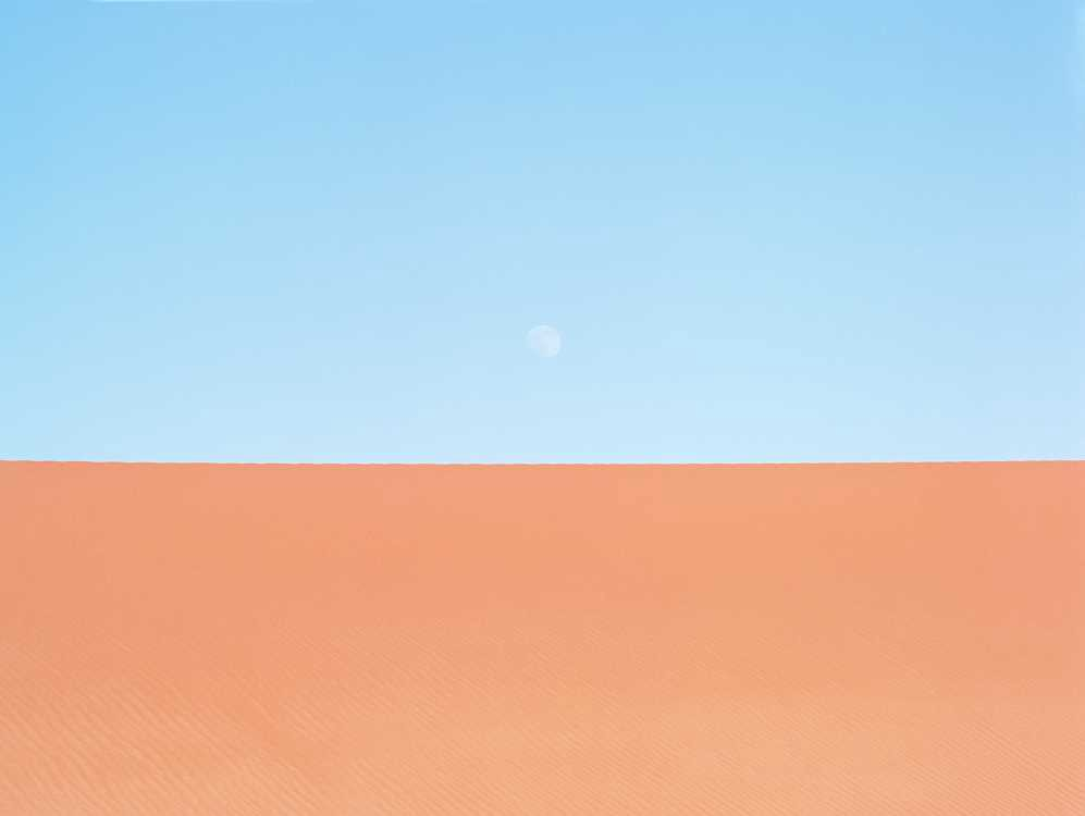 Minimalist and surreal landscape photography by luca tombolini for Minimal art landscape