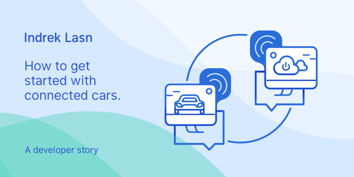 Connected cars  — what are they and how to get started developing connected car apps