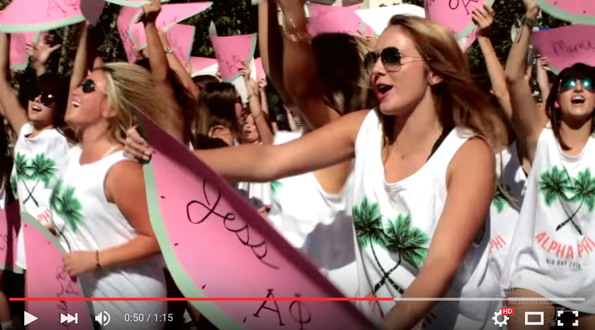 7 reasons why hookup a sorority girl is better