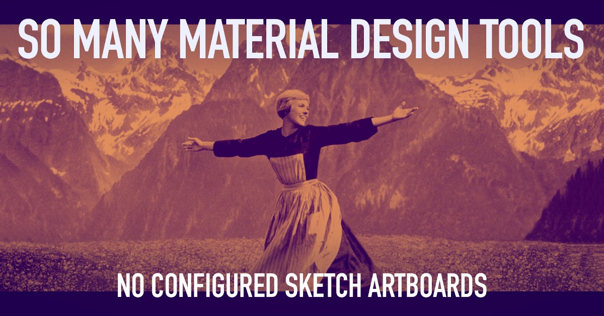 Here are the missing Google Material Design Sketch artboards