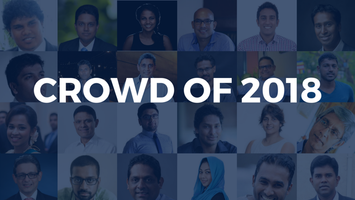 2018 Rearviewmirror—The Sri Lankan Startup Ecosystem through our eyes.