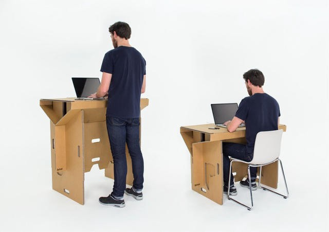 Standing Desk Can Increase Productivity And Keep Employees Healthy