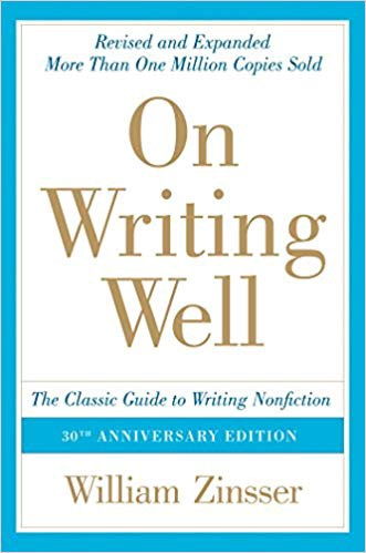Cover of On Writing Well