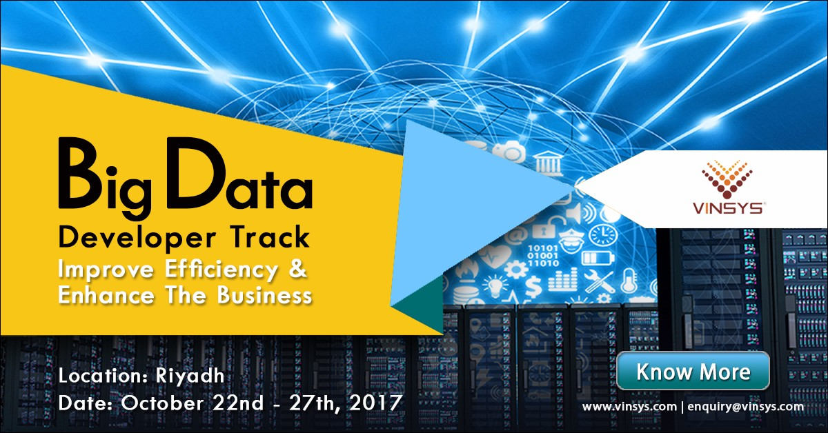 Enroll Yourself For Big Data Analytics And Hadoop Certification