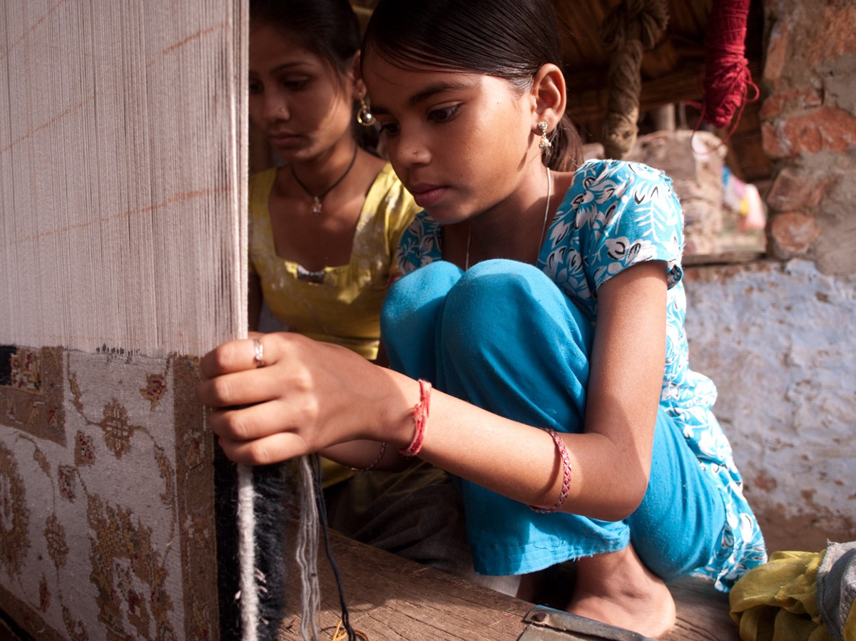 A New Tool For Retail Giants To Target Child Trafficking
