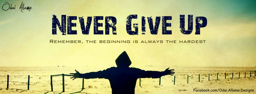 The power of never giving up – Sean Pan – Medium