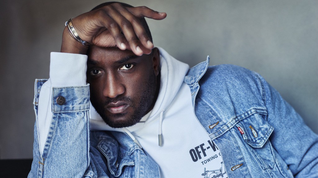 Image result for virgil abloh iconic image