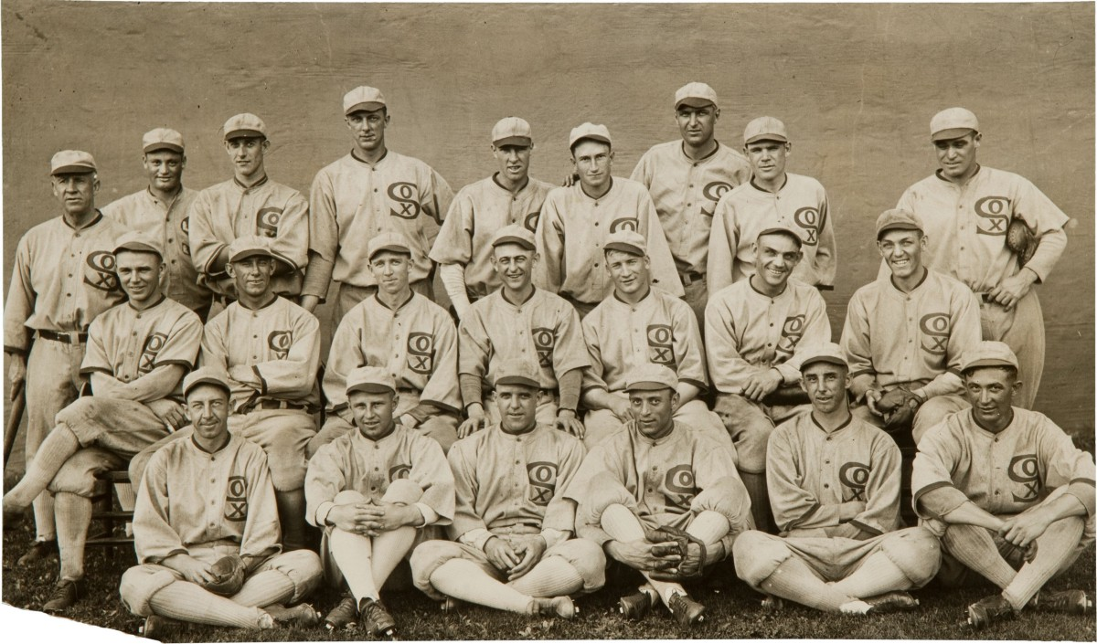 The Black Sox: You Are There – Our Game