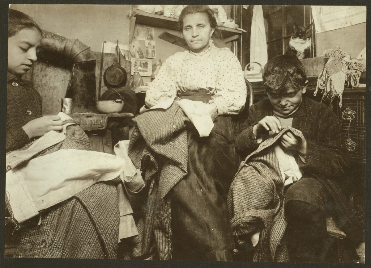 How Nyc Tenements Once Hid Secret Sweatshops Timeline