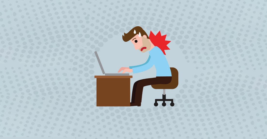 11 Best Office Stretches For Slaying Zombie Posture