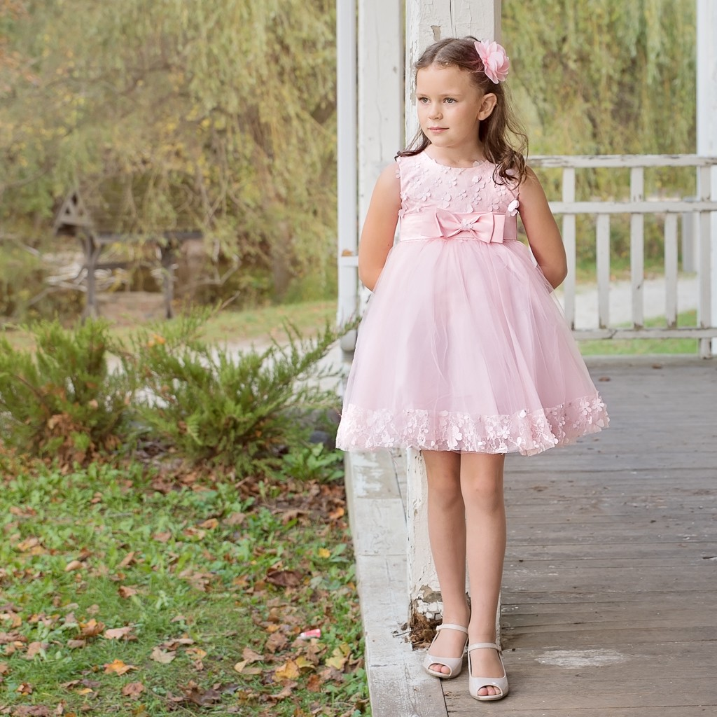 d09ec5993f609 Alluring Baby Girl Party Dresses for Your Little Princess