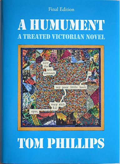 A Hummument by Tom Phillips