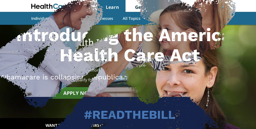 Key Facts On The Repeal And Replace Health Care Bill