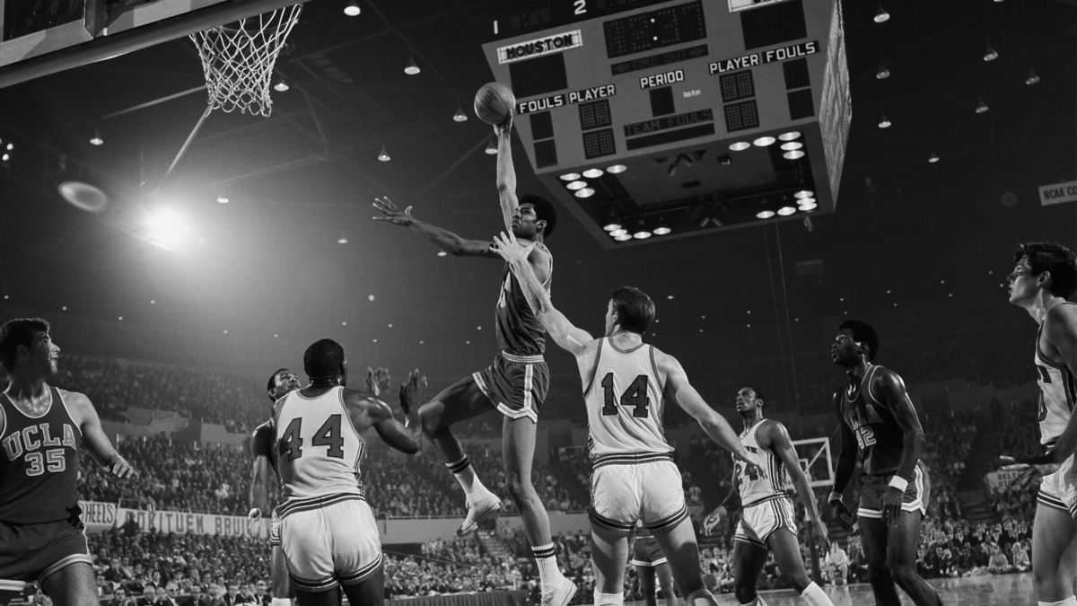 Uk Basketball: Watch: The Slam Dunk's Surprisingly Controversial History