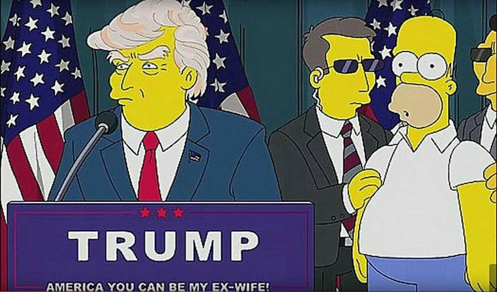 Who Said It Donald Trump Or Homer Simpson The Haven
