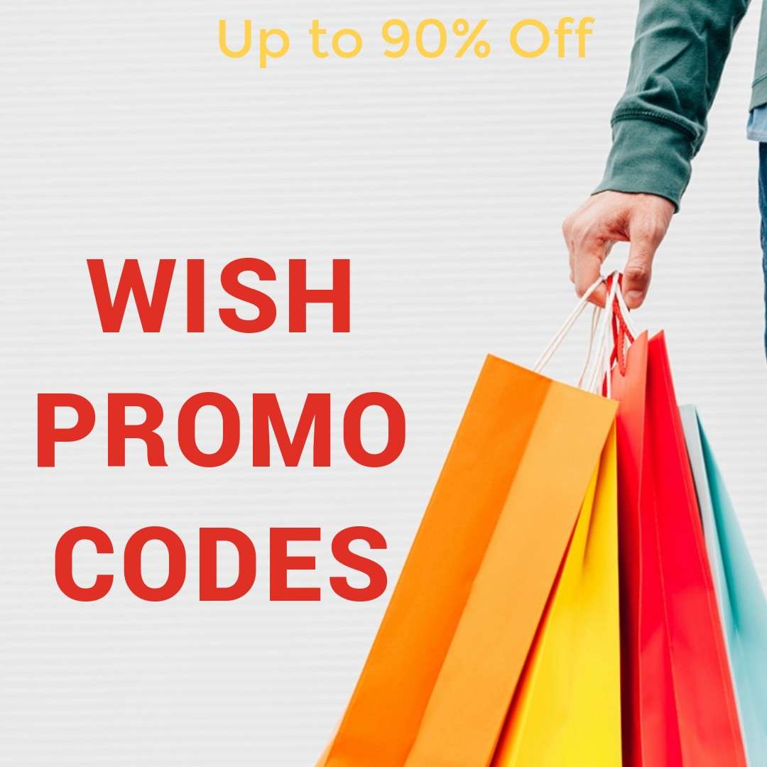 wish promo codes for existing customers 2019 free shipping