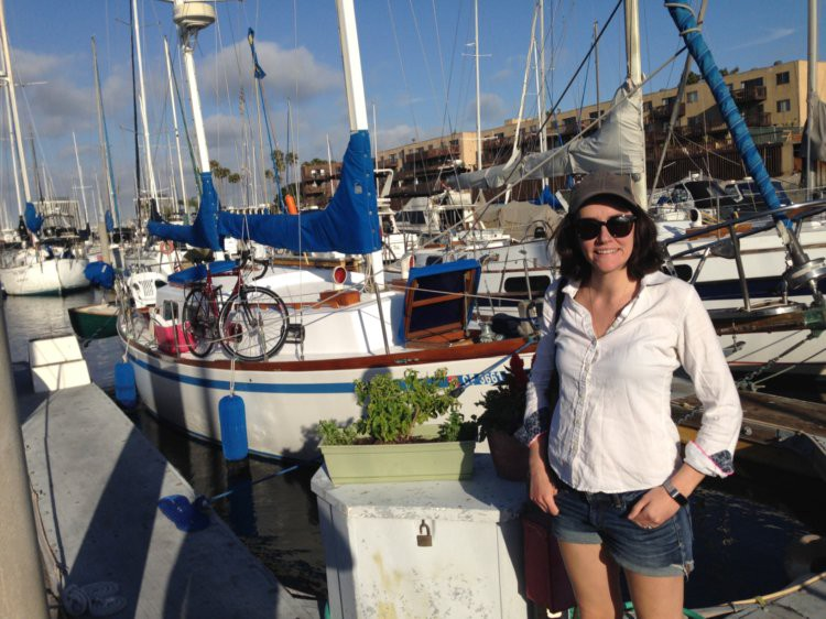 Living On A Boat In Marina Del Rey Between House And Home Medium