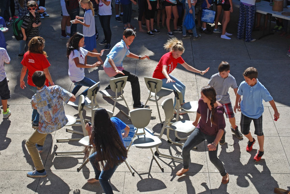 Exceptionnel For Those Who Arenu0027t Familiar With This Game, Musical Chairs Is A Game Of  Elimination Involving Players, Chairs, And Music. The Rules Necessitate  Having One ...