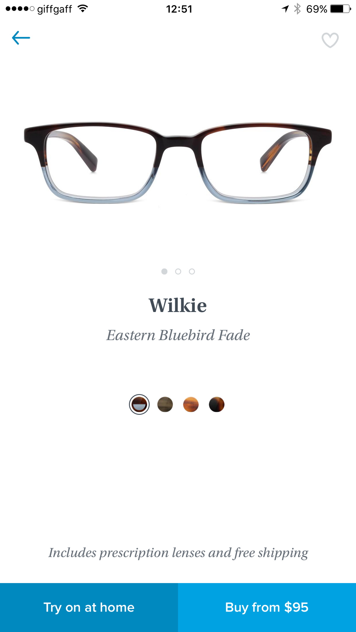 9f4d13d771cf 7 Reasons to Idolise the UX of Warby Parker's iPhone App