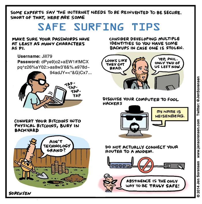 How To Surf The Web Safely The Nib Medium