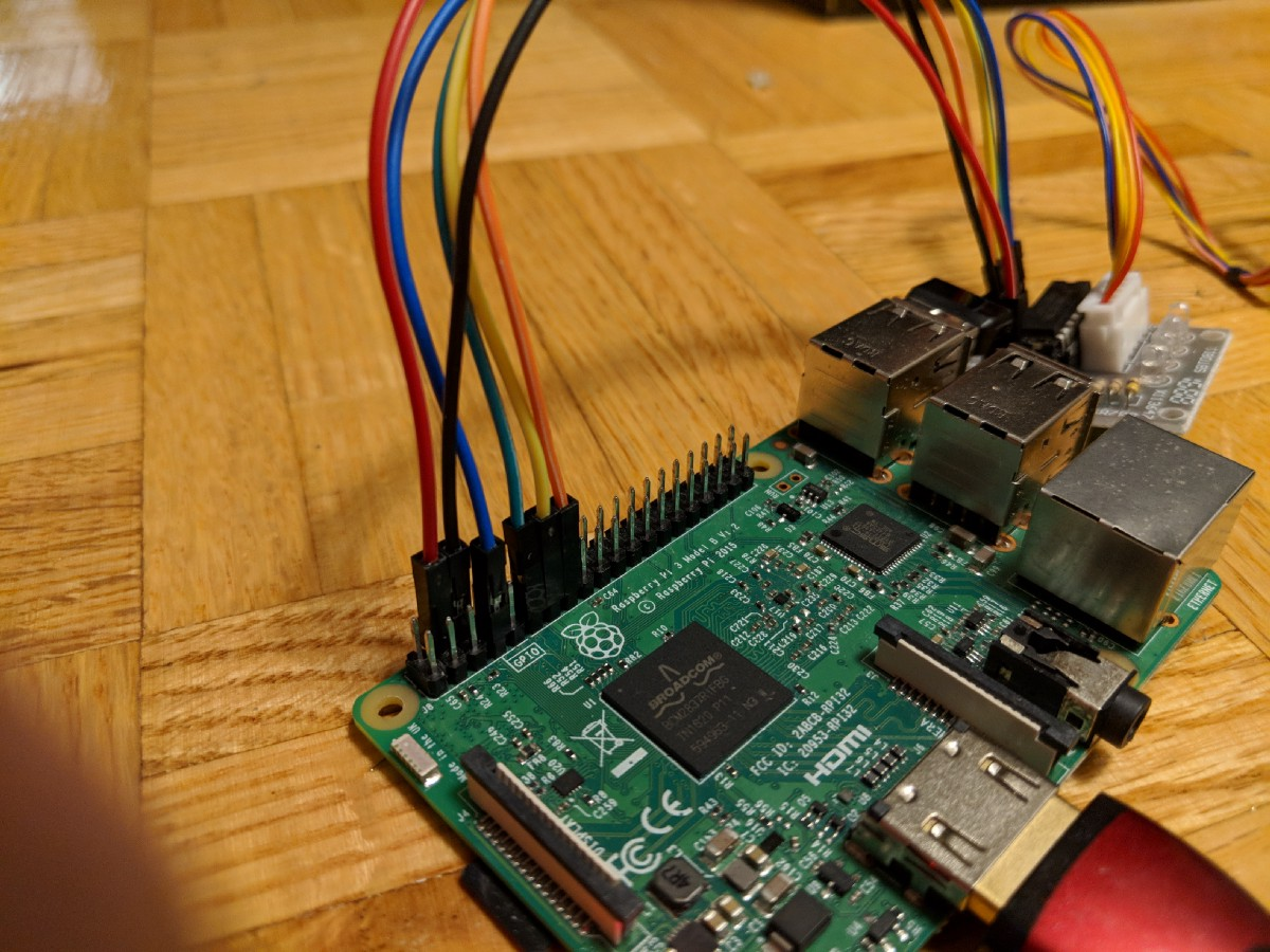 Controlling Stepper Motors Using Python With A Raspberry Pi Wiring Motor Control Circuit Electrical Diy Chatroom Home If You Are Following The Video Above Mapping Is