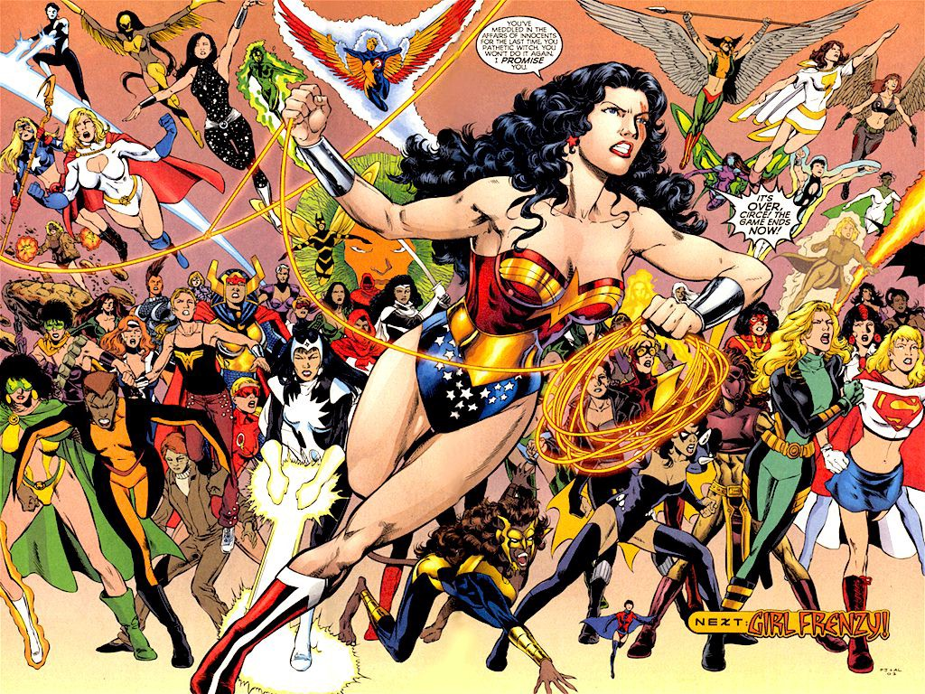 Whos The Most Similar Character To Wonder Woman In The Marvel Universe-1098