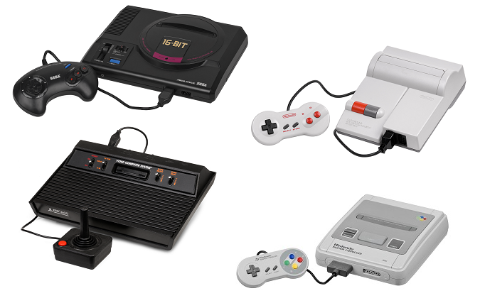 9fafc4f1398 Whilst these modern systems take pride-of-place in many a gamer s life  some  of us fondly remember the gaming systems of old.