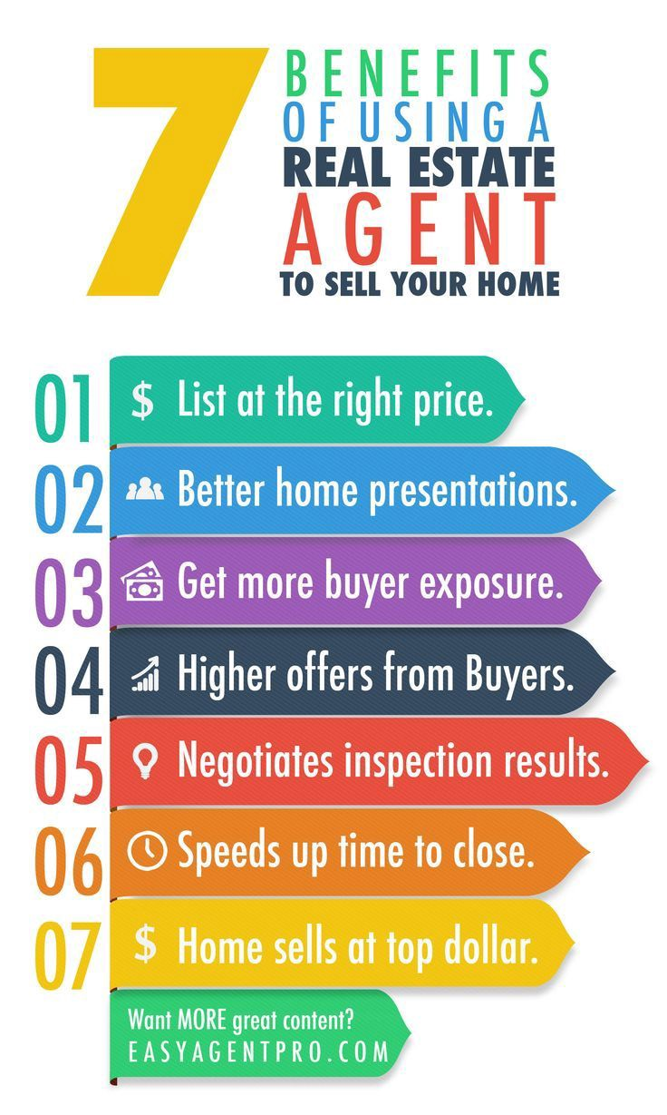 7 Benefits of Using a Real Estate Agent to Buy a Home