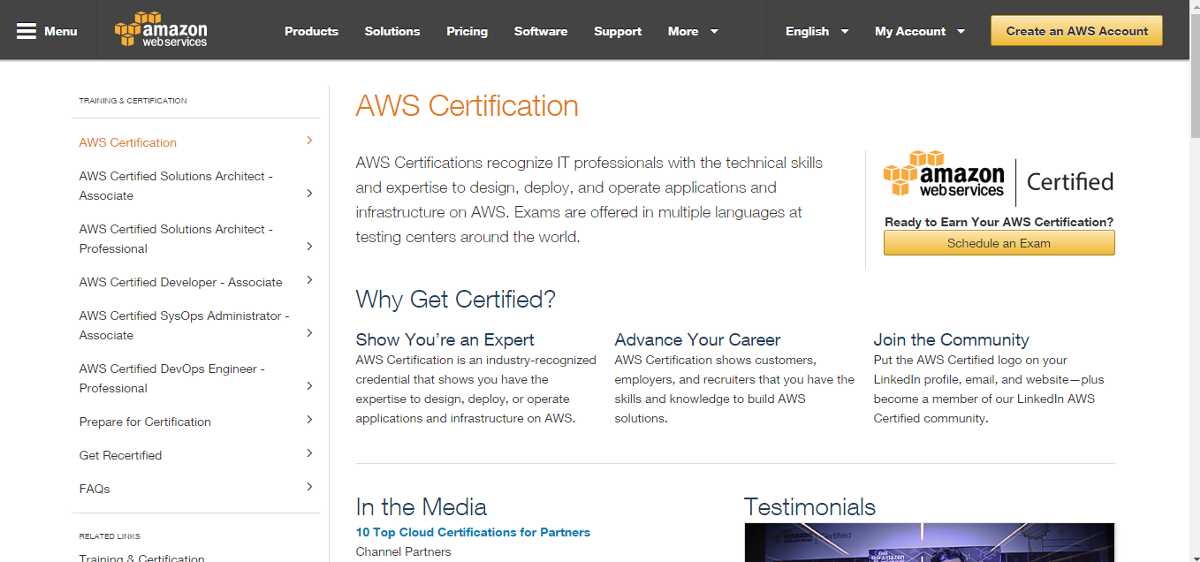 6 Resources to Prepare for the Amazon AWS Certification Exam