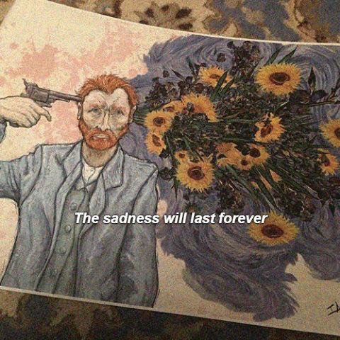 "The sadness will last forever"" – suicide letter by Vincent van Gogh"