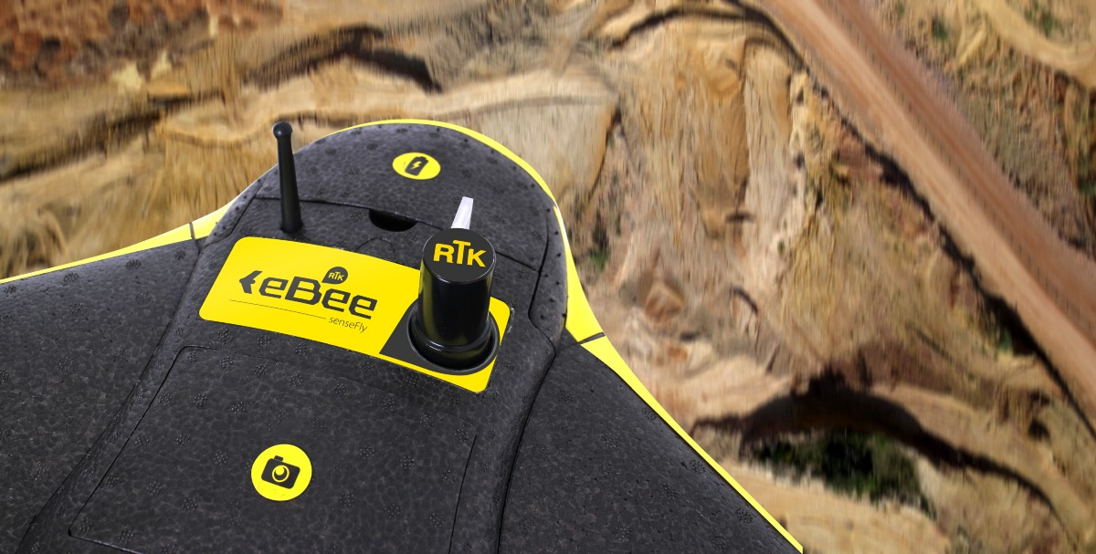 DroneDeploy Announces Improved Map Accuracy for senseFly eBee RTK