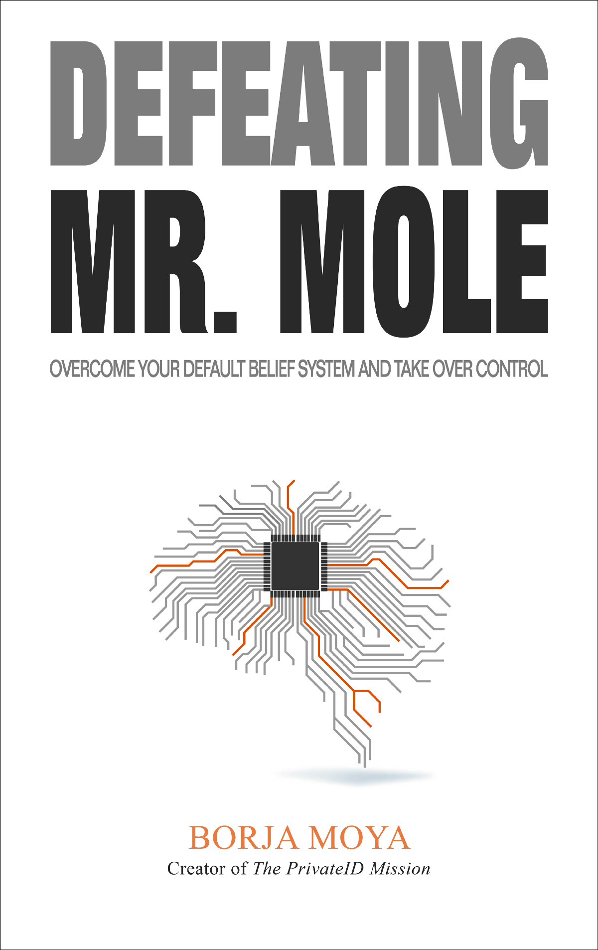 Defeating Mr. Mole: Overcome Your Default Belief System and Take over  Control