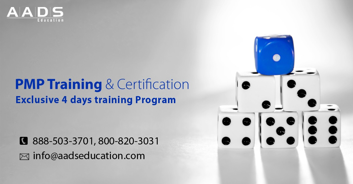 Become A Pmi Certified Project Management Professional Pmp Training