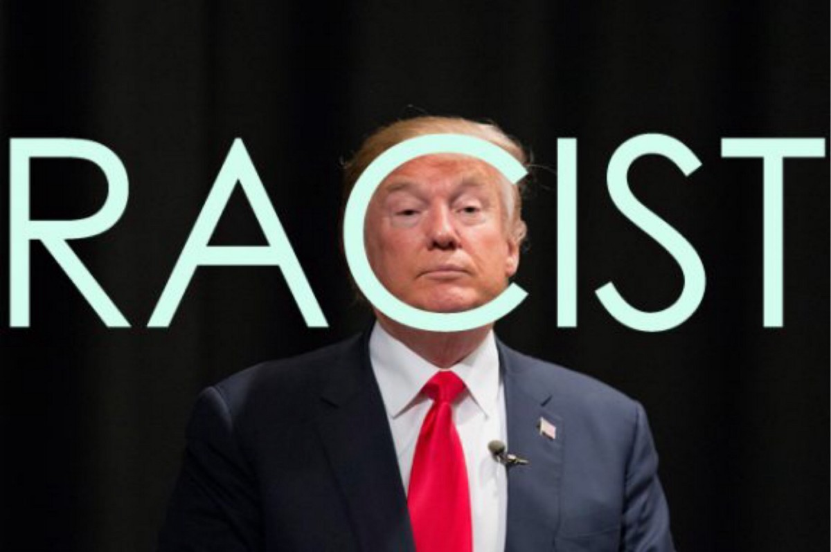 Racist Quotes 14 Racist Quotes From Donald Trump  Alexander Muse  Medium