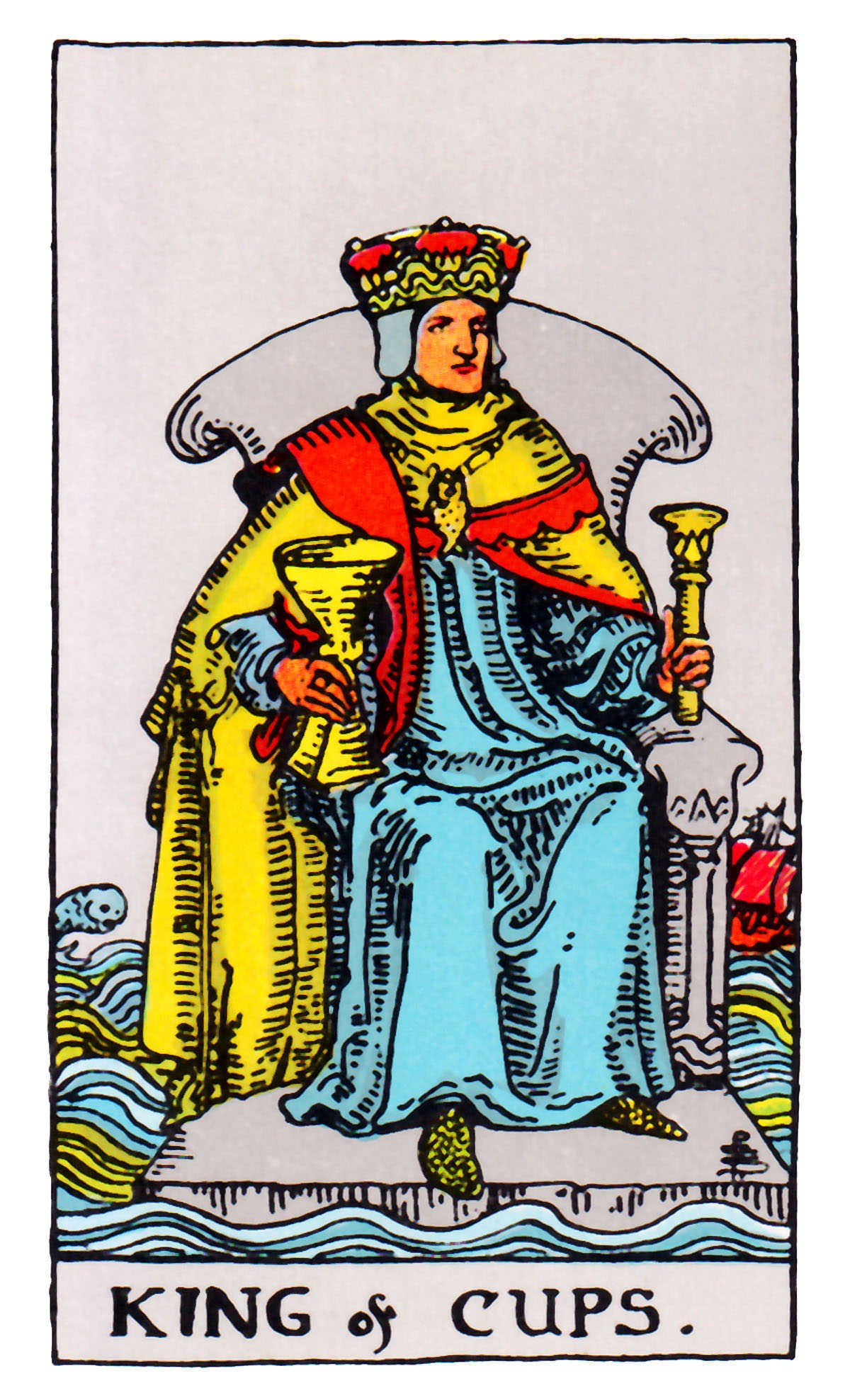 A Review Of The Rider-Waite Tarot: The Major Arcana