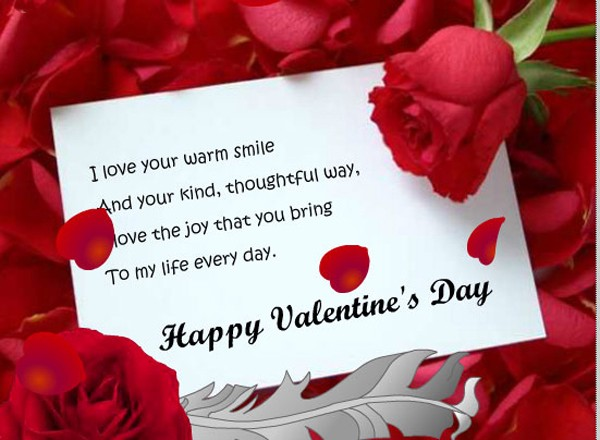 Creative Valentines Day Gifts Ideas and Poems for her
