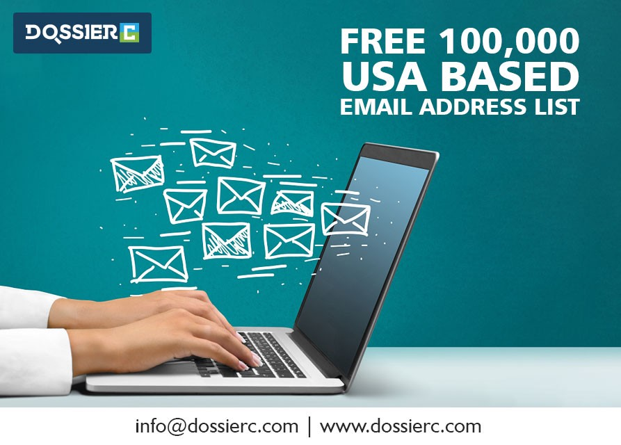 Get 2018 Free Email Database to connect with 500+ Million Emails Worldwide‎