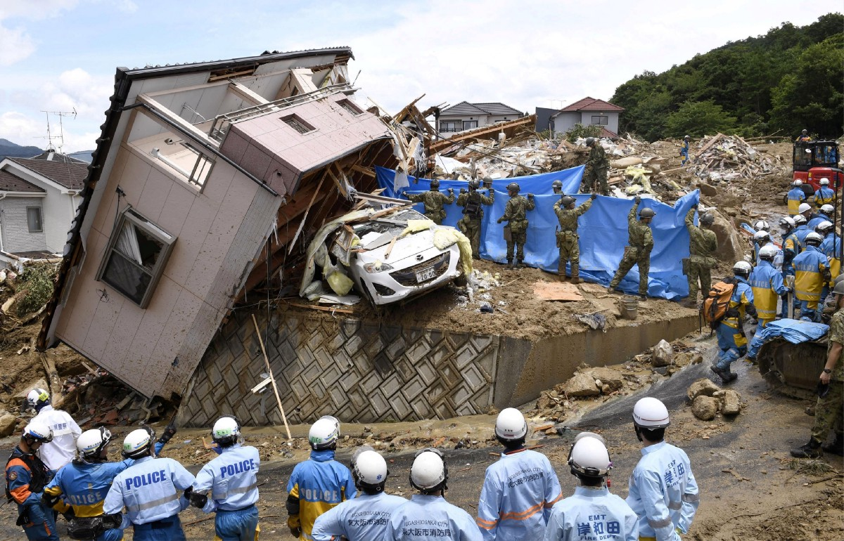Japan Floods 2018: How To Help – Robin Lewis – Medium