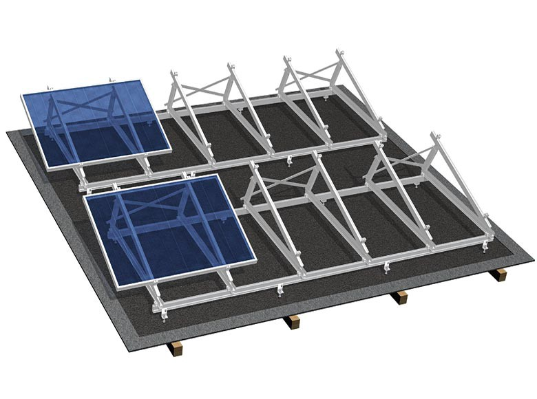Solar Module Mounting Structure Manufactures In India