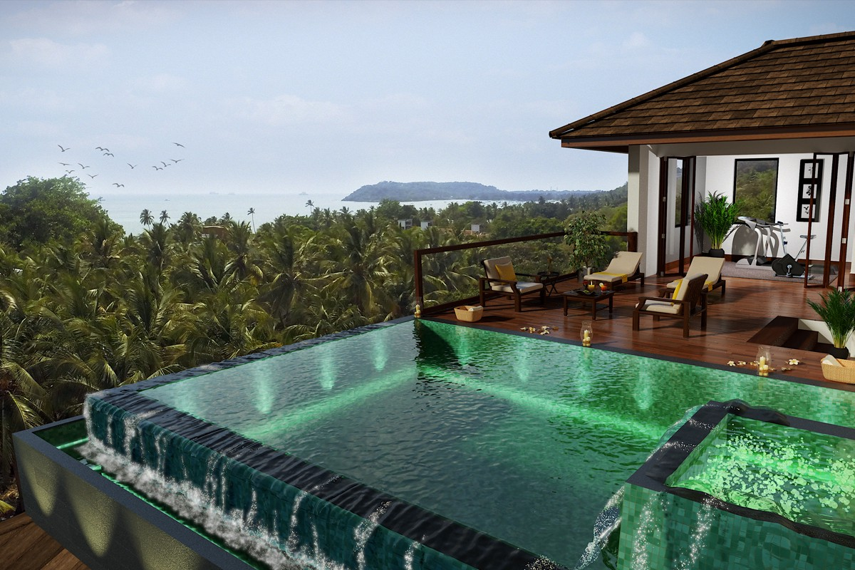 Luxury Villa For Sale In Goa Sea Facing Super Luxury