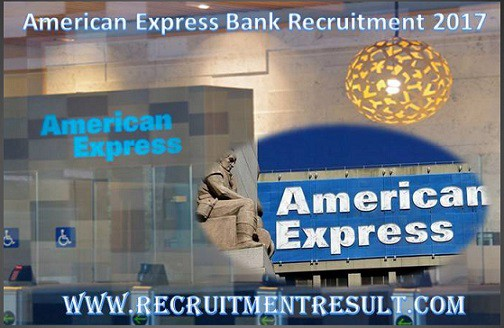 American Express Bank Near Me >> American Express Bank Jobs 2017 Apply Latest Locations Wise Jobs