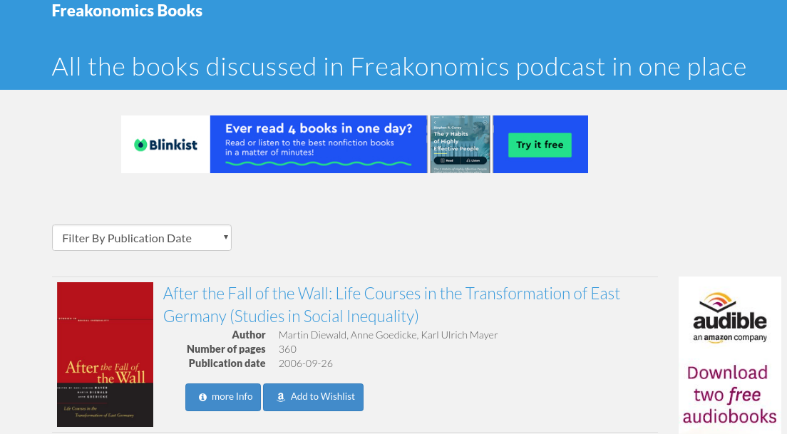 Freakonomics online dating podcast