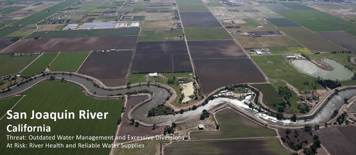 San joaquin river americas most endangered rivers for for San joaquin river fishing