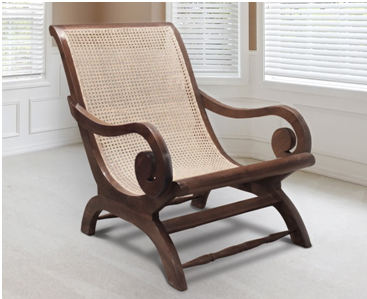 Capri Teak Lazy Chair