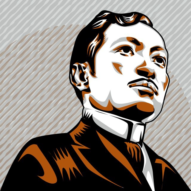 how did rizal develop his desire to learn other languages