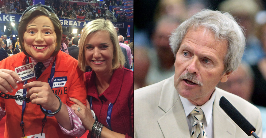 Will Aimee Melton Continue To Stand By Pat Mcpherson And Defend His