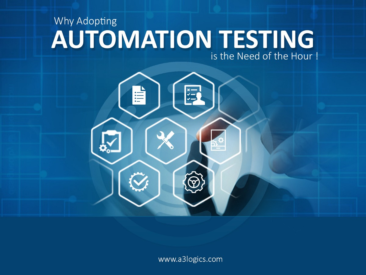 Why Adopting Automation Testing Is The Need Of The Hour