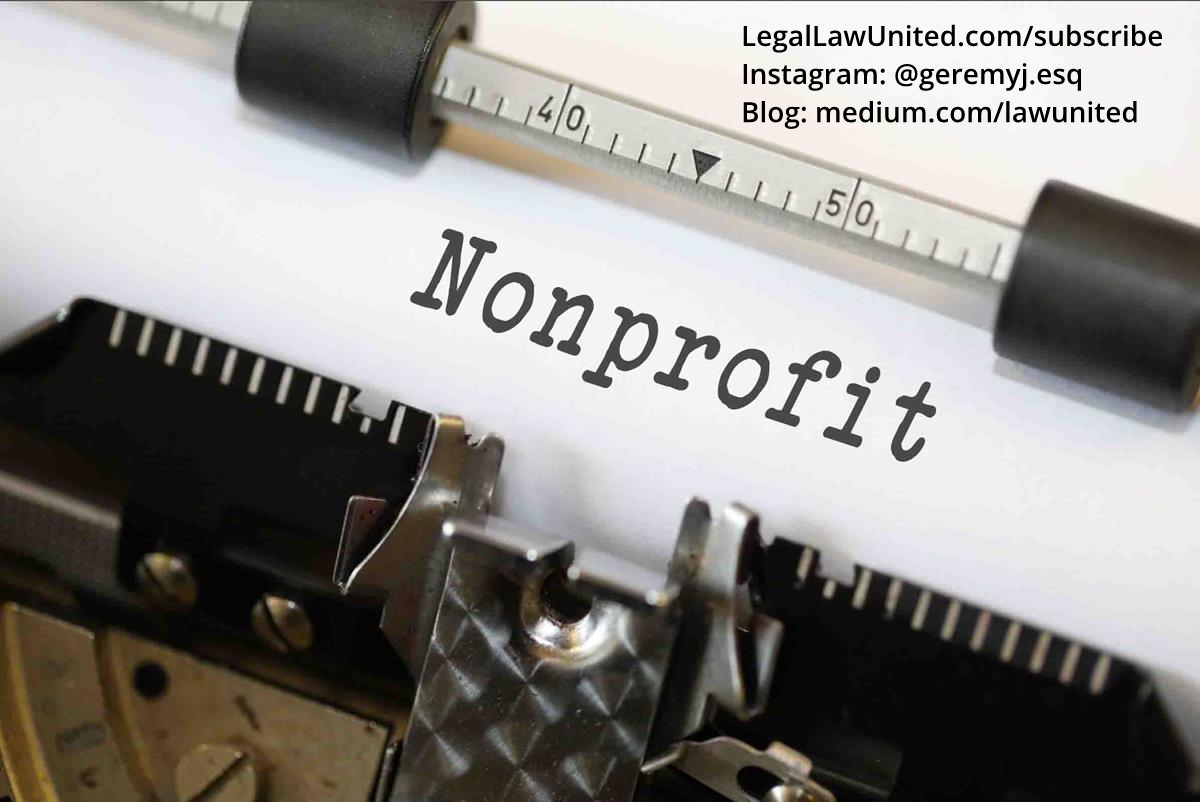 Nonprofit Tax Exemption With Irs Form 1023 Part 5