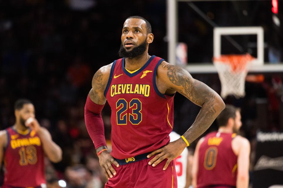 f1cd72ecb36 12 Forgotten things from LeBron s first year back in Cleveland